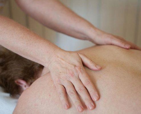 Traditionele massage